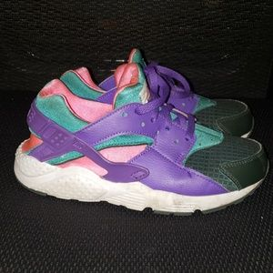 Girls' Big Kid's Nike Huarache Run Now Shoes